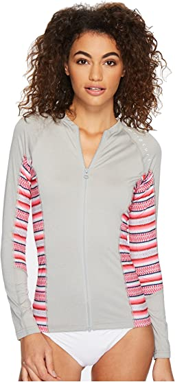 Rip Curl - Trestles Long Sleeve Front Zip