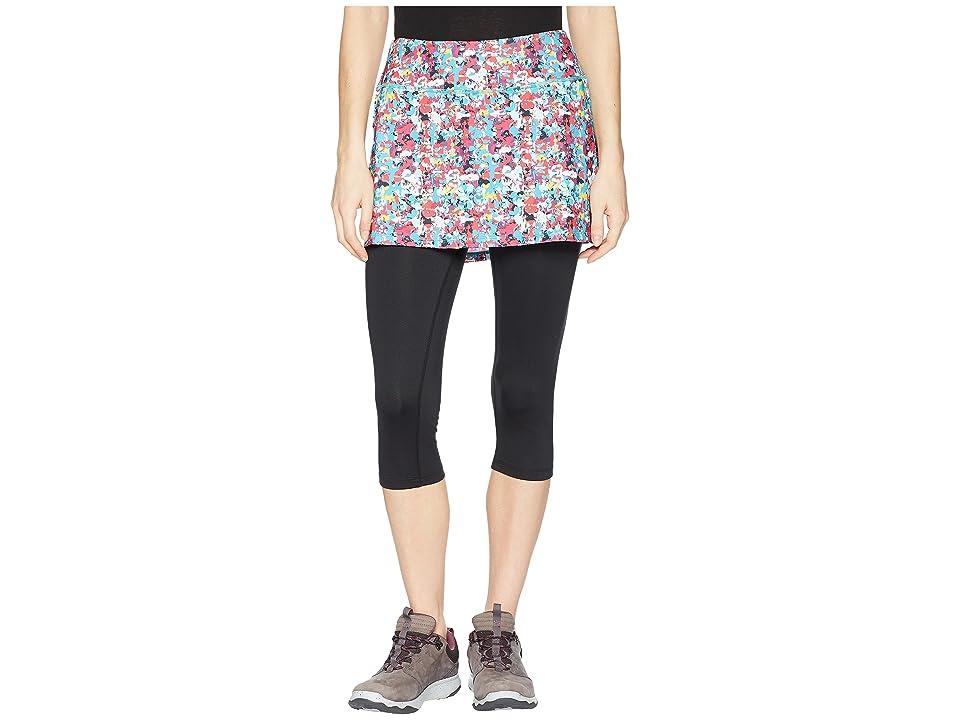 Skirt Sports Lotta Breeze Capri (Holiday Print/Black) Women