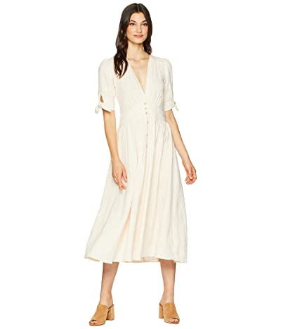 Free People Love of My Life Dress (Ivory) Women