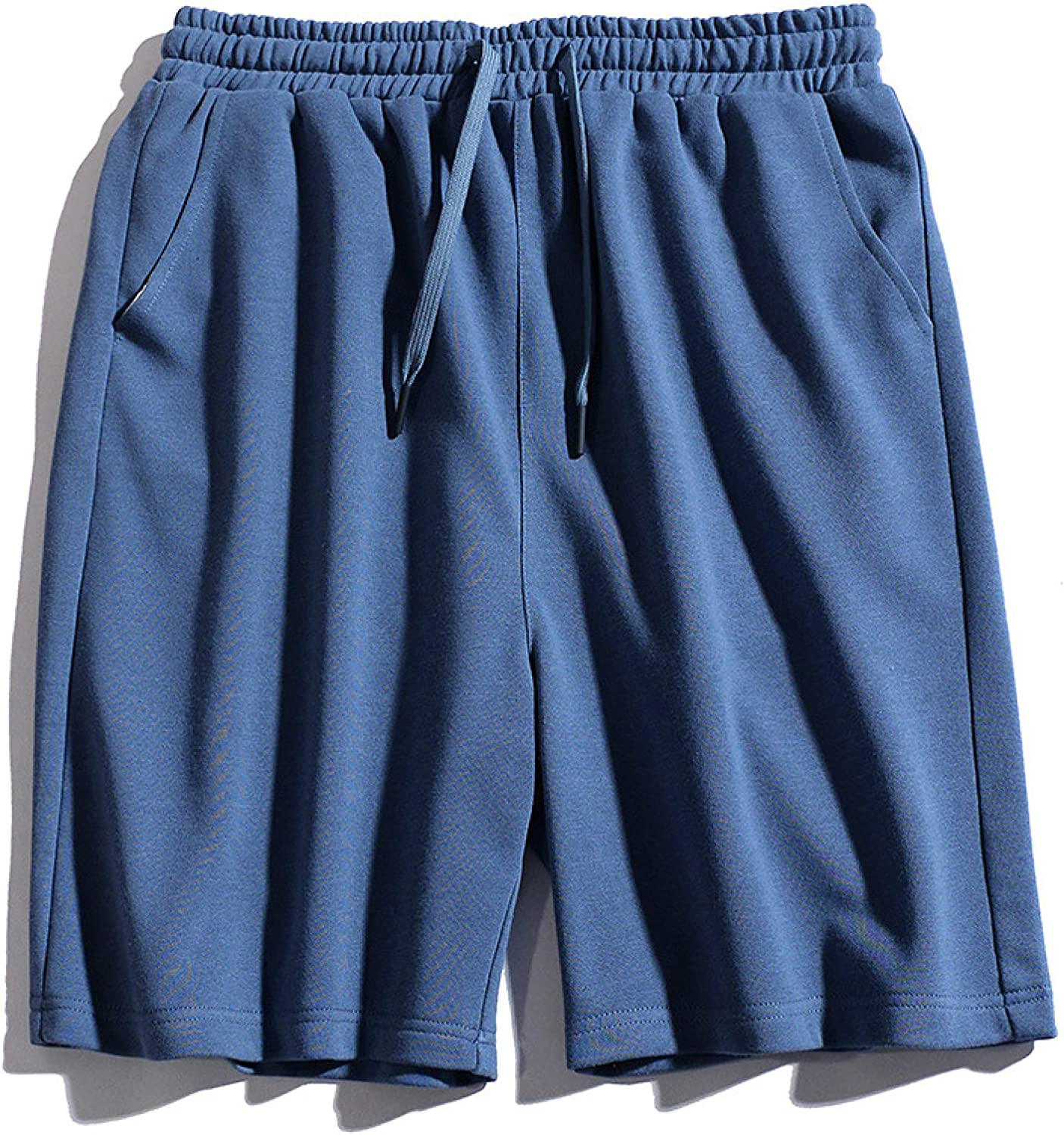 Men's Loose Fit Sports Shorts Summer Color Solid Trend San Diego Mall Ranking TOP14 All-Match