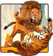 Lion Vs Tiger Wild Adventure
