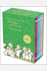 Adventures in Brambly Hedge: Celebrating forty years of Brambly Hedge with this beautiful storybook gift set Hardcover