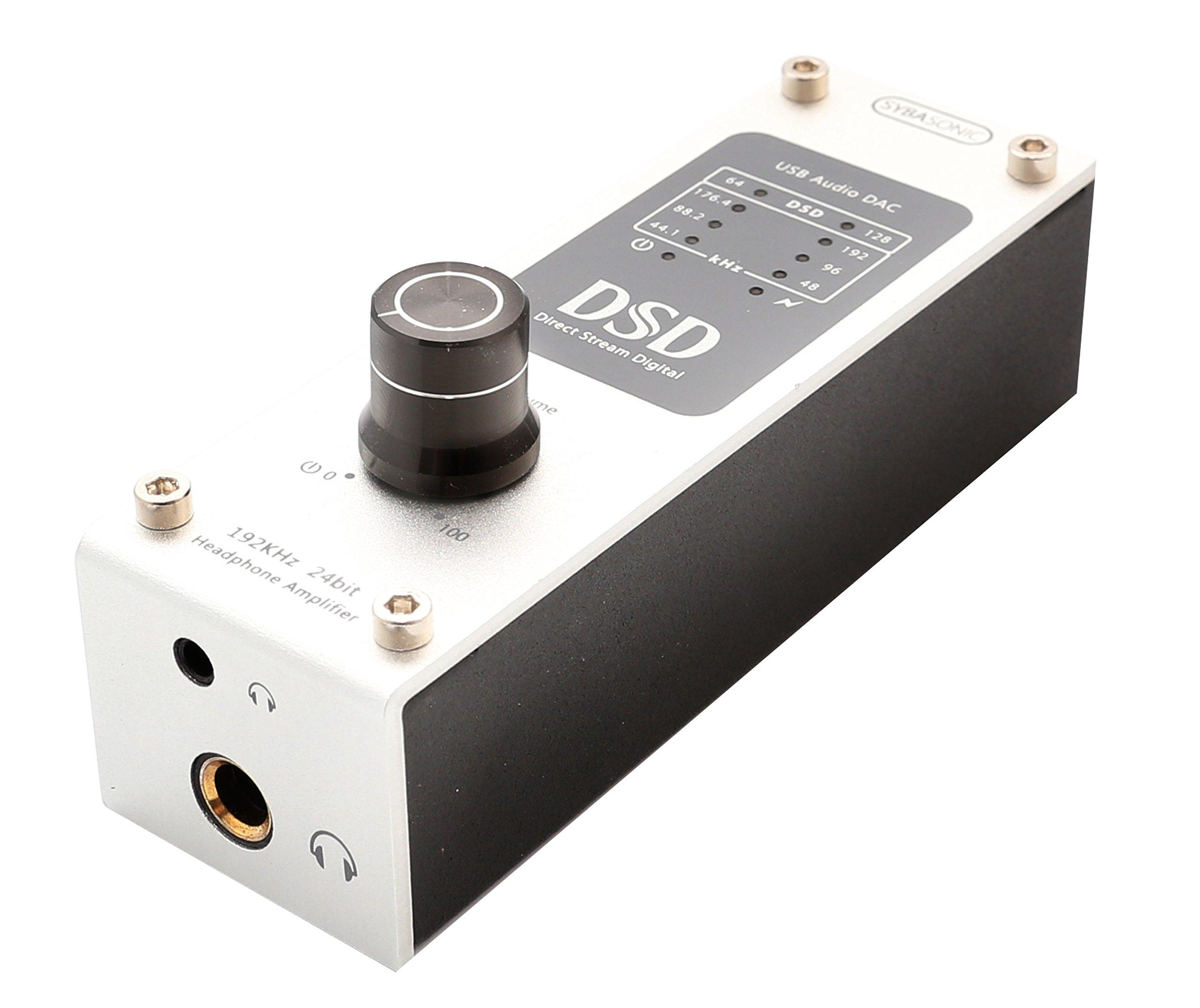 Portable USB 24bit Headphone Amplifier