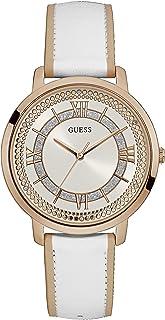 Guess Women's watch Analog Display Quartz Movement Leather W0934L1