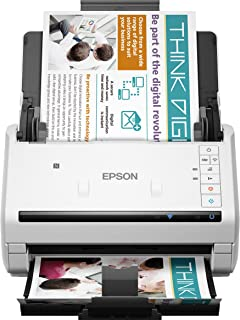 EPSON WorkForce DS‑570W Wireless business scanner