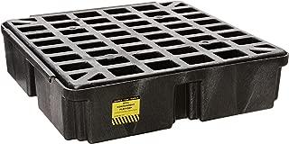 Eagle 1633B Black 1 Drum Modular Platform Without Drain