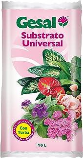 comprar comparacion GESAL Substrato Universal, Óptimo Crecimiento de la Planta, con turba, 10 L, 45x6x25 cm, 2635104011