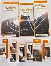 Anki ADD ON to Overdrive - Ten Piece Kit,Guardian Supercar , Thermo Supercar, Freewheel Supertruck, X52 Trucks, Elevation Kit, Bank Turn Kit, Rail Kit, Launch Kit, Corner, Speed Kit