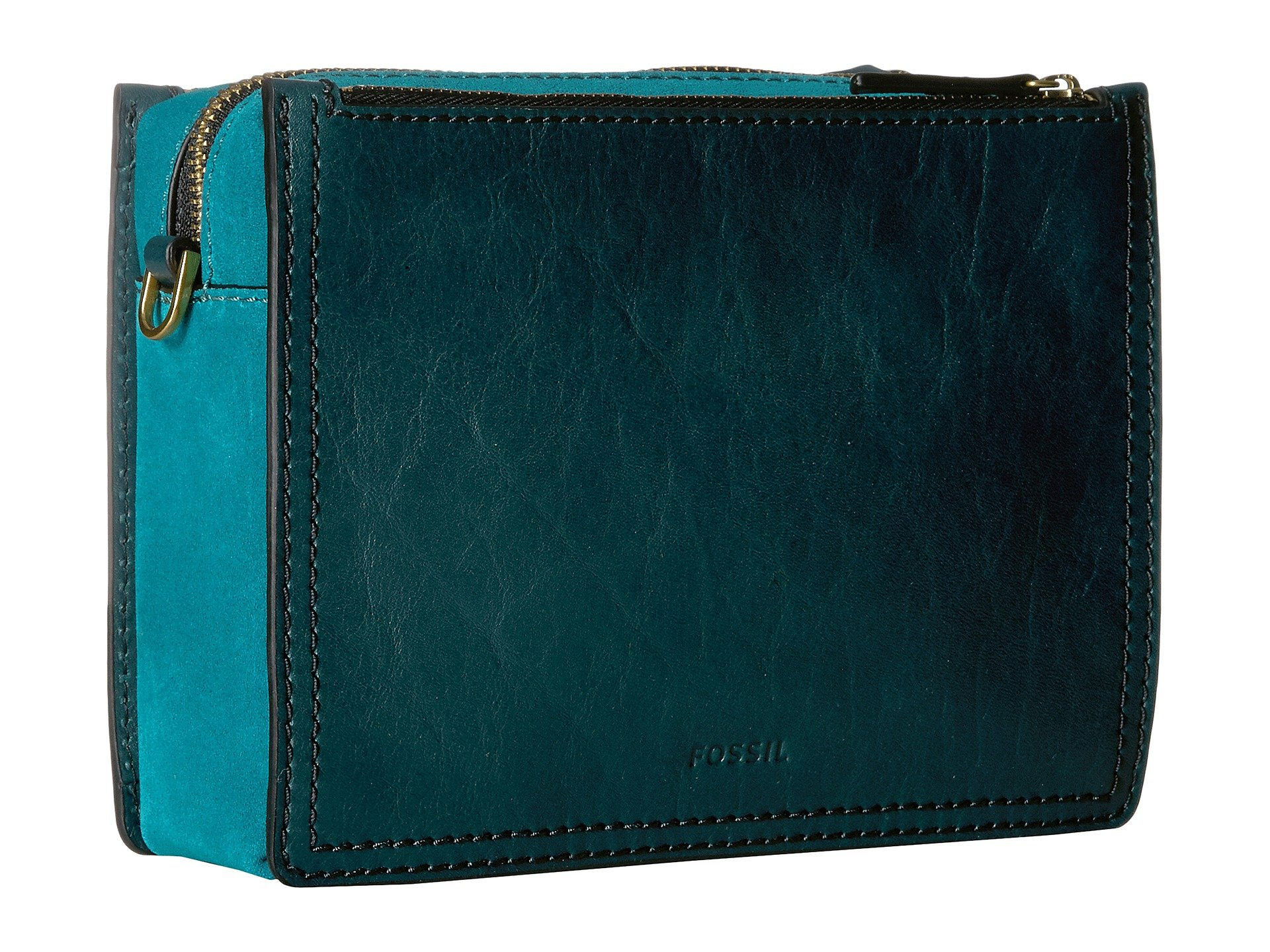 Indian Indian Indian Teal Fossil Crossbody Teal Campbell Crossbody Crossbody Campbell Fossil Fossil Campbell 4xnRq6wAH