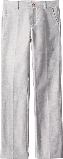 Janie and Jack Linen Suit Pants (Toddler/Little Kids/Big Kids)