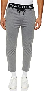Calvin Klein Jeans Men's Exposed Waistband Pant