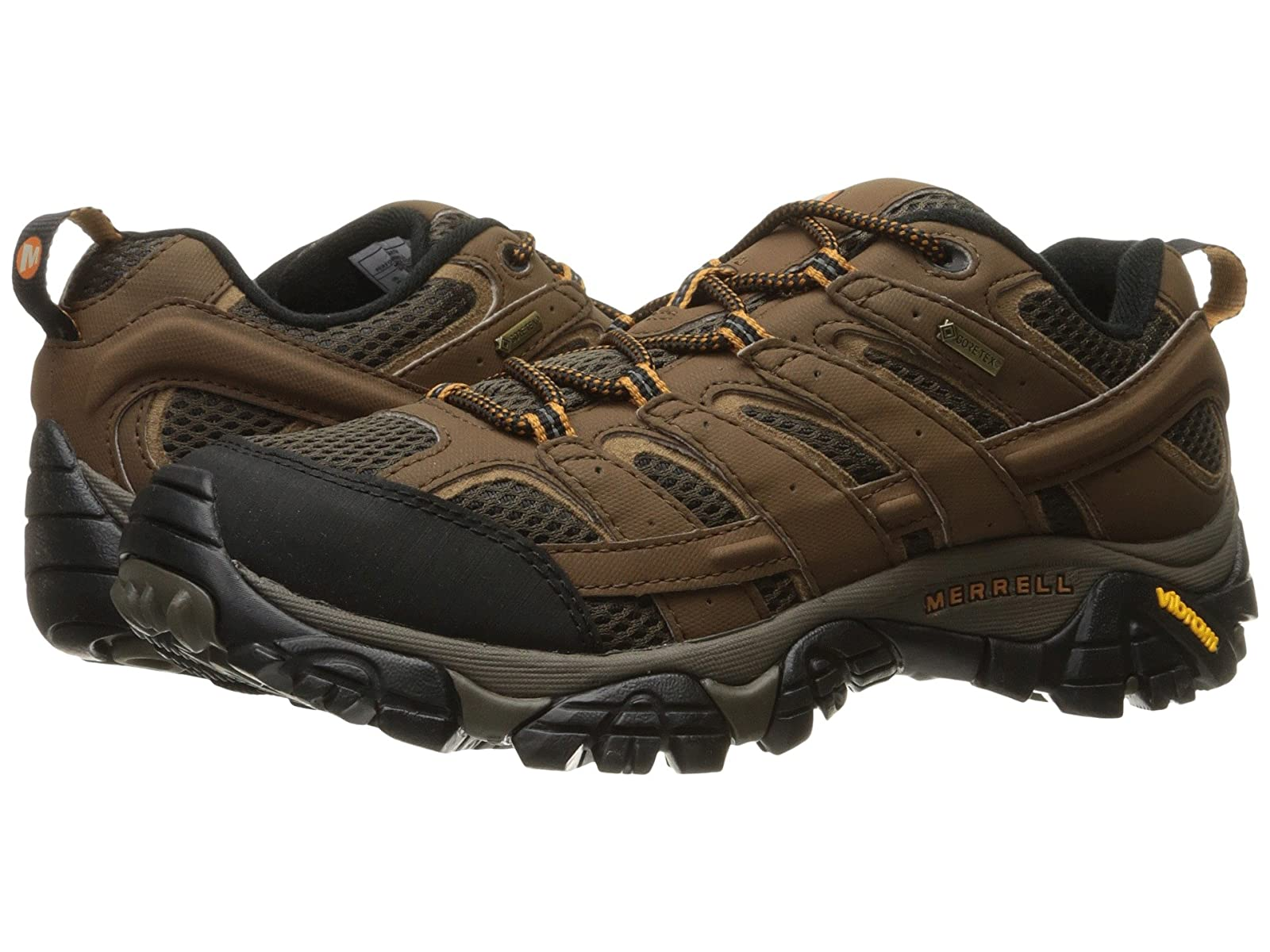 Merrell Moab 2 GTXAtmospheric grades have affordable shoes
