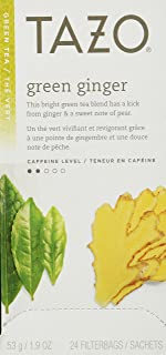 Tazo® Green Ginger Tea, Filter Bags (24-pc.)