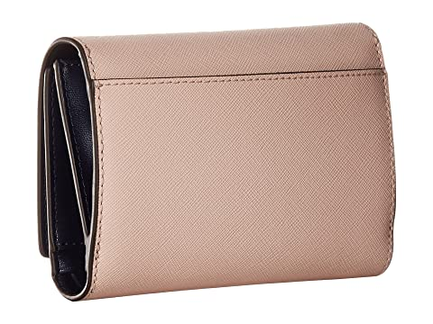 Royal Robinson Tory Pale Burch Apricot Monedero Navy mediano fRRwFqC