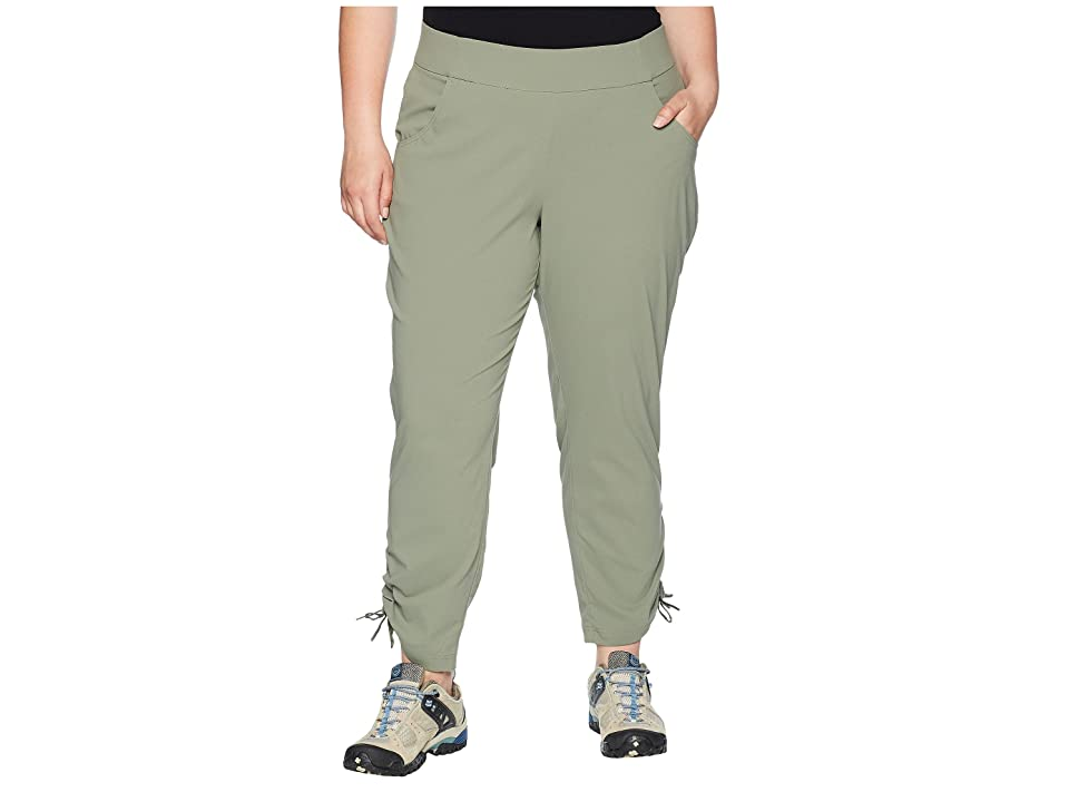 Columbia Plus Size Anytime Casualtm Ankle Pants (Cypress) Women