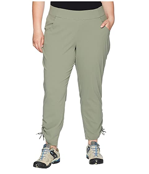 27c5b89a936 Columbia Plus Size Anytime Casual™ Ankle Pants at 6pm