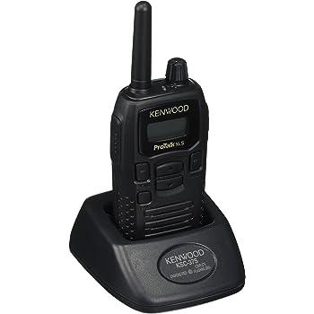 Black Kenwood TK-3230DX Compact /& Durable ProTalk UHF Business Two-Way Radio