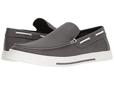 Kenneth Cole Reaction Ankir Slip-On B (Dark Grey) Men