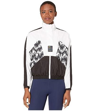 PUMA Tailored for Sport OG All Over Print Track Jacket (PUMA Black) Women