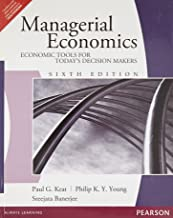 Managerial Economics: Economic Tools for Today's Decision Makers, 6e