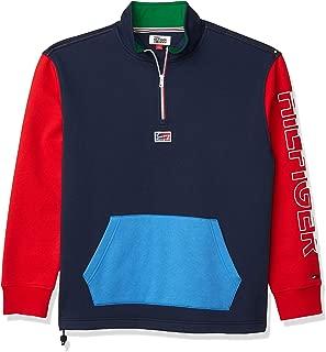 Men's THD Half Zip Sweatshirt