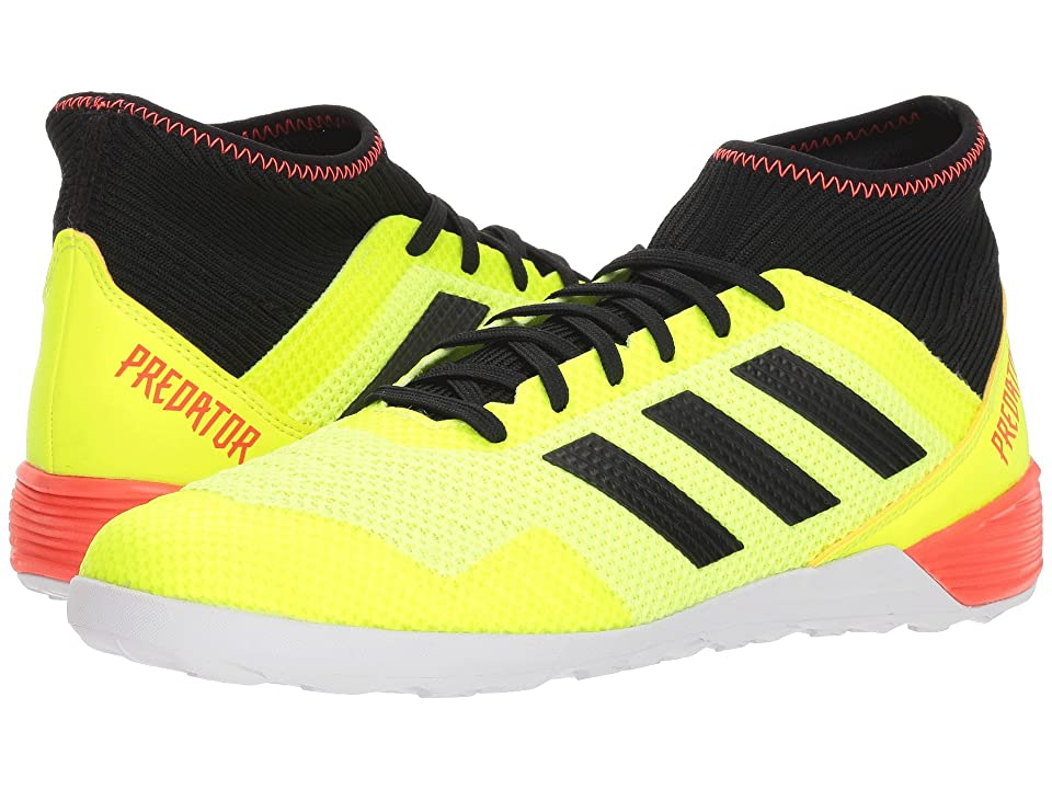 adidas Predator Tango 18.3 IN World Cup Pack (Solar Yellow/Black/Solar Red) Men's Soccer Shoes, Green