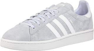 adidas Womens Campus Casual Sneakers, Blue, 9