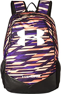 de55c88cd6fb Under armour ua backpack youth black harmony red white