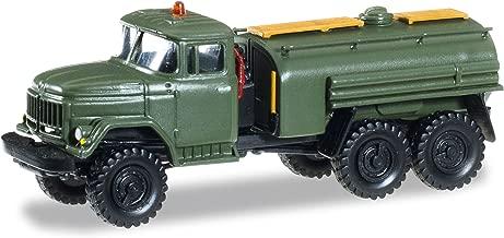 ZIL 131, olive, 0, Model Car,, Herpa Minitanks 1:87