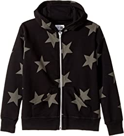 Star Zip Hoodie (Little Kids/Big Kids)