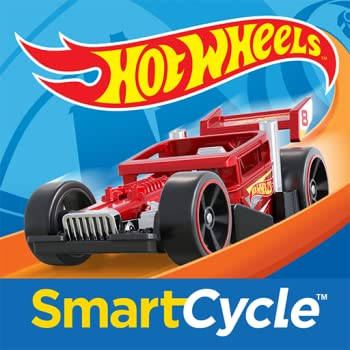 Smart Cycle Hot Wheels