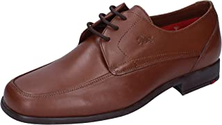 TROTTERS Oxfords Mens Leather Brown