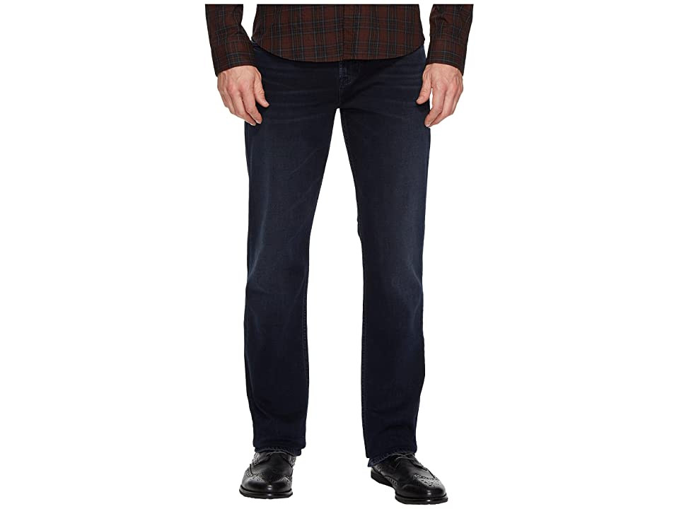 Hudson Jeans Byron Straight Zip in Threaten (Threaten) Men's Jeans