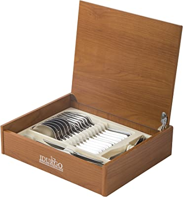 idurgo Baguette STD Ref. 19000 Cutlery Set, Stainless Steel