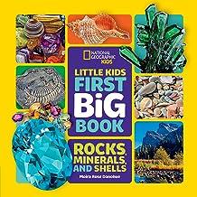 Little Kids First Big Book of Rocks, Minerals & Shells (First Big Books)