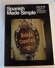 Spanish Made Simple Edition