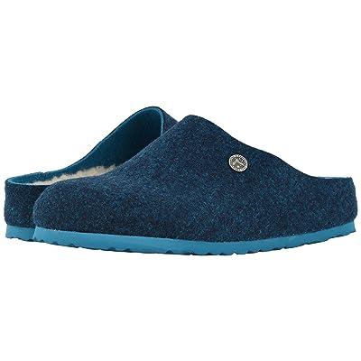 Birkenstock Kaprun Wool (Doubleface Blue Wool/Happy Lamb) Clog Shoes