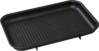 Grill Plate for BRUNO Conpact Hot Plate Model BOE021: BOE021-GRILL BOE021-GRILL (W:300mm H:35mm L:205mm)