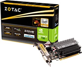 ZOTAC GeForce GT 730 Zone Edition 2GB DDR3 PCI Express HDMI DVI Graphics Card (ZT-71113-20L)