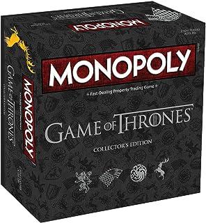 Winning Moves Monopoly Juego De Tronos ista (63447), multicolor, ninguna (ELEVEN FORCE