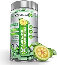 Pure Garcinia Cambogia – Highest Strength Diet Pills Clinically Proven Fat Blocker Appetite Suppressant 60 Capsules 1 Month Supply Satisfaction Guaranteed Estimated Price : £ 9,99