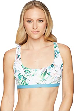 Capri Sportif Sports Bra Top