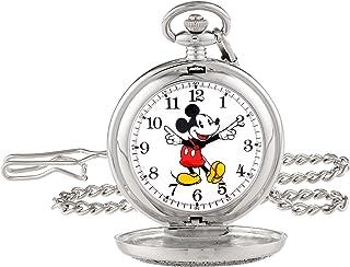 Disney Men's 56403-3467 Mickey Mouse Pocket Watch