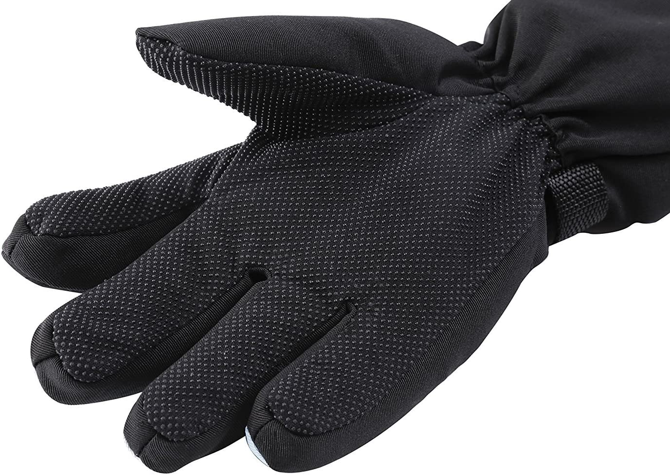 Runtlly Womens Outdoor Skiing Gloves Winter Warm Gloves Full Finger Waterproof Gloves Athletic Gloves