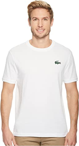 Lacoste - Short Sleeve 'Vintage Croc' Jersey Regular