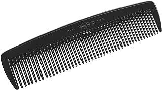 Fuller Brush Men's Classic Hair Comb - 4-1/2 Inch Pocket Size - Graphite Gray