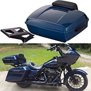 harley tour pack with speakers