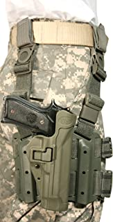BLACKHAWK! Serpa Level 2 Tactical Holster US Army