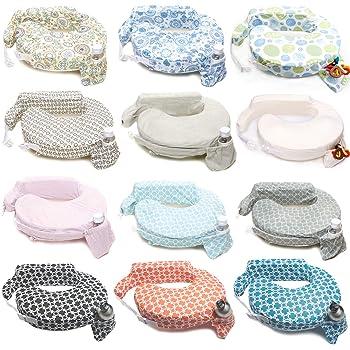 授乳クッション 「赤ちゃんの為に考えられた」 産院で推奨されている 授乳まくら マイブレストフレンド 授乳用クッション マリーナ