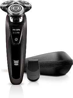 Philips S9031 13  Rasoir electrique Series 9000 avec Tondeuse Precision Housse Transport
